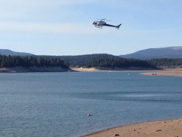 Crews stop Boca fire west of Reno