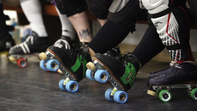 Get your skate on at The Hoop on Friday night.