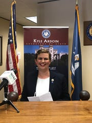 State Rep. Julie Stokes, R-Kenner, qualified for the
