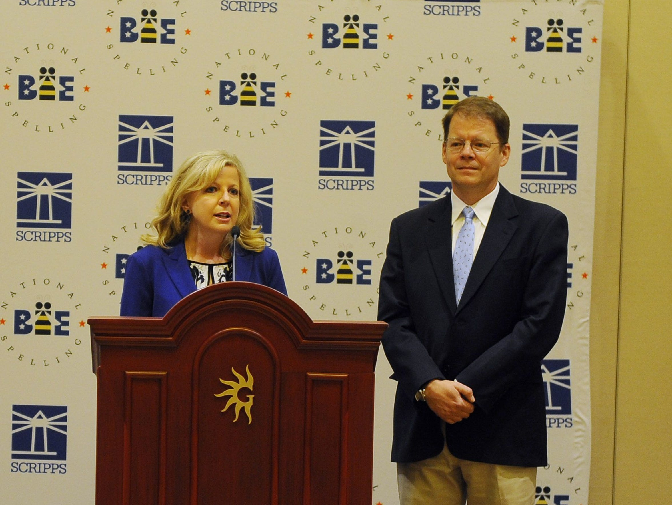 2015 Scripps National Spelling Bee Executive Director