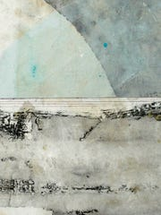 'Ebb Tide' is part of Lisa Weiss' show at L Ross Gallery, through May 27.