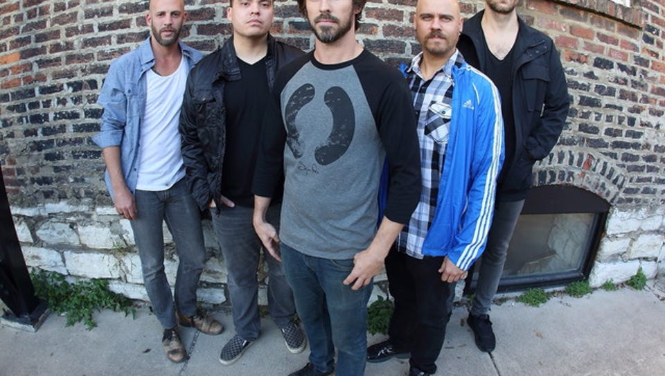 10 Years performs Tuesday at Vinyl Music Hall.