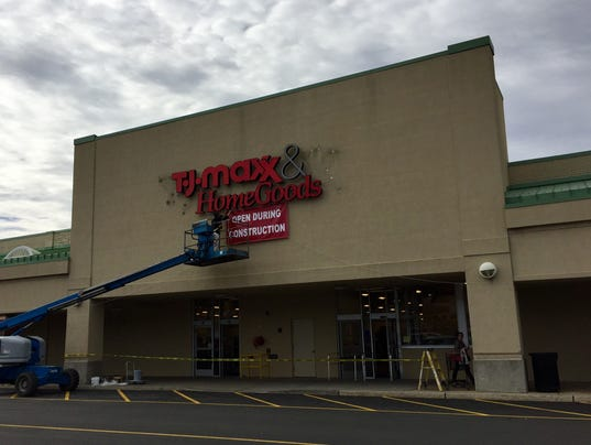 . Rockaway Twp  TJ Maxx store combining with HomeGoods