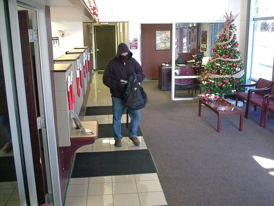 Great Southern Bank robber