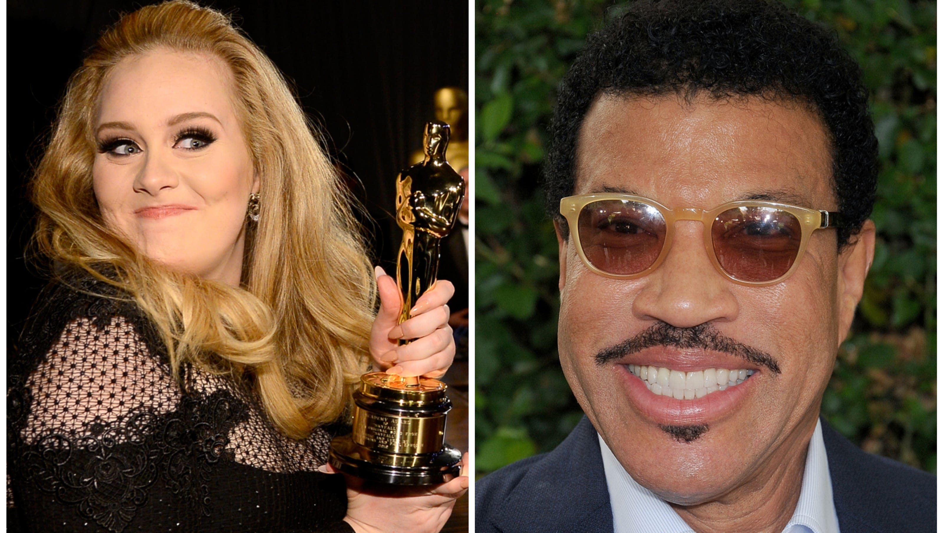 You Knew This Adelelionel Richie Meme Was Coming