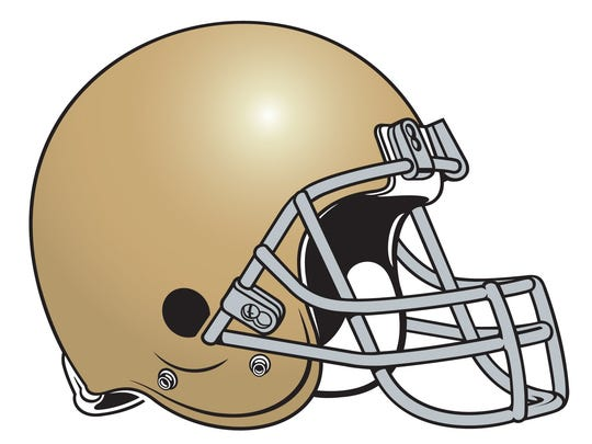 Mount Carmel helmet