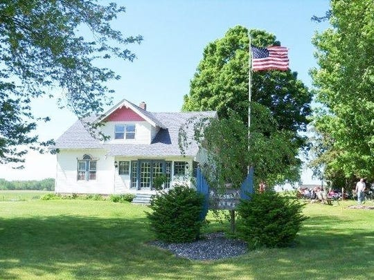 Some interesting summer rentals in Michigan include this alpaca ranch your family can stay on near Ludington.
