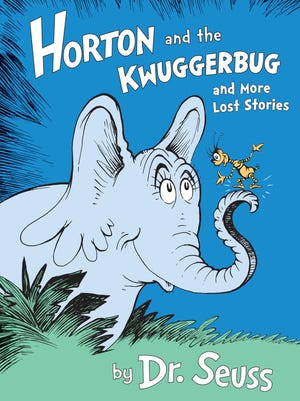 Cover of 'Horton and the Kwuggerbug and More Lost Stories' by Dr. Suess