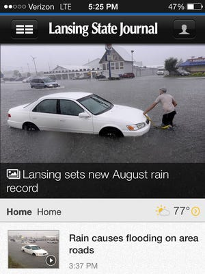 Get breaking news updates and more from the Lansing State Journal.