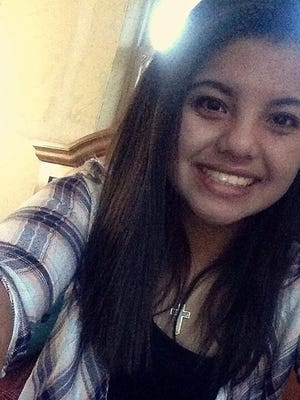 Junior Christina Fragoso, of Ruidoso High School is the student athlete of the week.