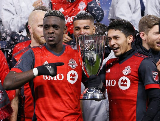 MLS: Eastern Conference Championship-Columbus Crew at Toronto FC