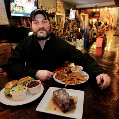 Hilltop Tavern's chef always wanted to be part of the neighborhood. Mission accomplished.