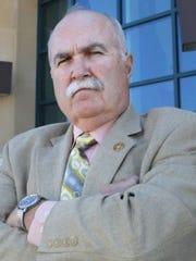 Butler County Sheriff Richard K. Jones.