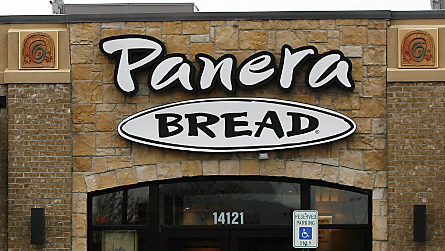 Valentine's Day engagement at Panera could get your wedding catered