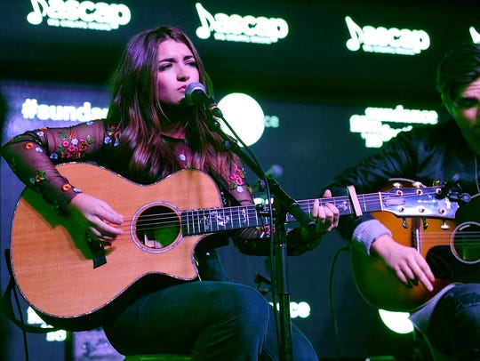 Tenille Townes will perform March 26 as part of this year's Tin Pan South Songwriters Festival.