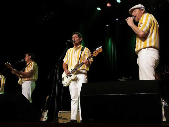 Beach Boys tribute band Surfin' play at 8 p.m. Jan. 27 at The Point Casino, 7989 Salish Lane in Kingston. Tickets are $10 in advance, $15 on the day of the show. Information: 360-297-0070, the-point-casino.com.