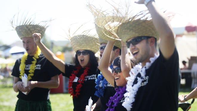 Get in the team building spirit at Great Salem Race Aug. 20. Registration ends Aug. 19.