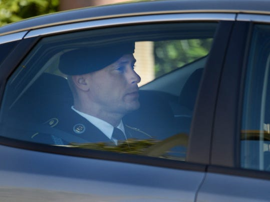 Bowe Bergdahl's Sentencing Continues, After He Pleaded Guilty To Desertion And