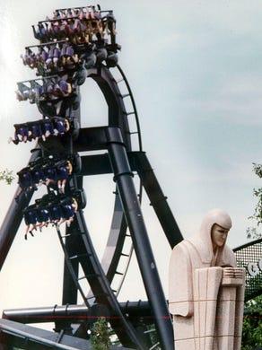 1995: Gotham City Park at Great Adventure
