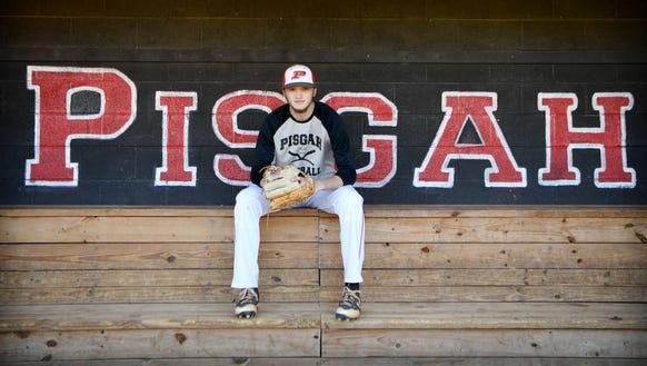 Pisgah senior pitcher Mason Herbert survived a life-threatening