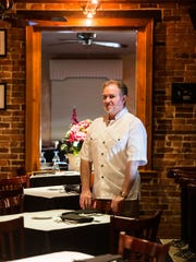 Kevin Brown, owner of Trattoria Fratelli in Lebanon.