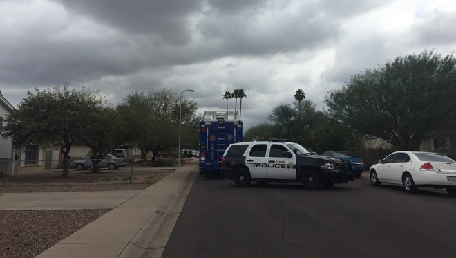 A man was shot and killed early Sunday morning northeast of Mill Avenue and Baseline Road in Tempe, police said.