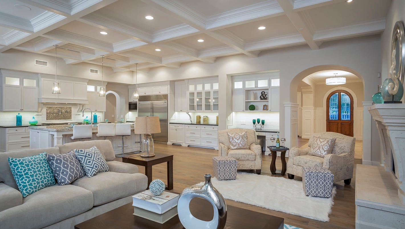 Solid Gold Inside Michael Phelps Paradise Valley Home