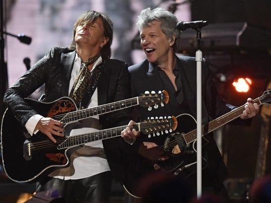 Richie Sambora,Jon Bon Jovi
