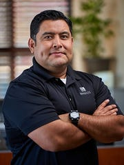 """Ricardo """"Rick"""" Chavez, new service manager at Makios Business Technology."""