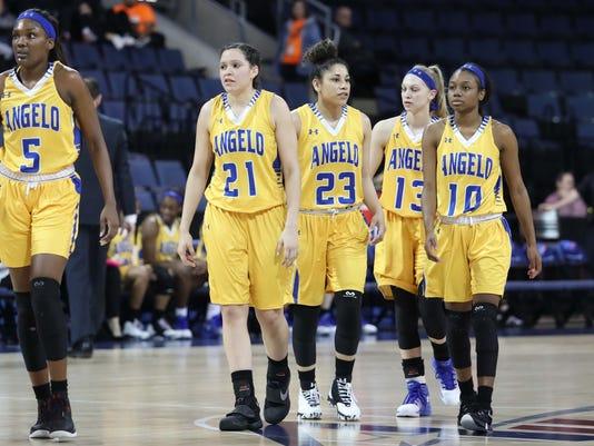 NCAA Basketball: TAR St vs. ANG St