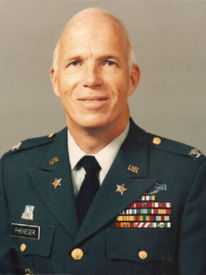 Col. Mike Pheneger
