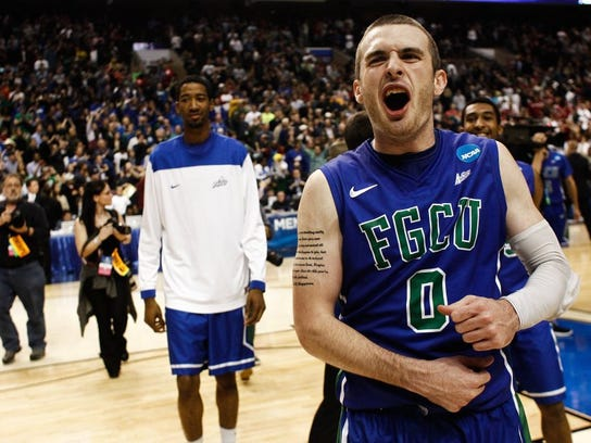 Brett Comer was just a sophomore when the point guard was dubbed the Maestro of Dunk City for his acrobatic and daring assists during the Eagles' wins against second-seeded Georgetown and seventh-seeded San Diego State during the 2013 NCAA tournament.