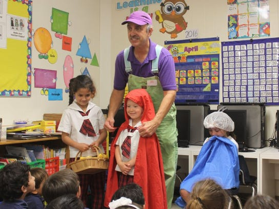The Nueces County Public Libraries will host Storytime with Mr. Kippy from 5:30-6 p.m. Tuesday, Feb. 27 at Keach Family Library, 1000 Terry Shamsie Blvd., Robstown.