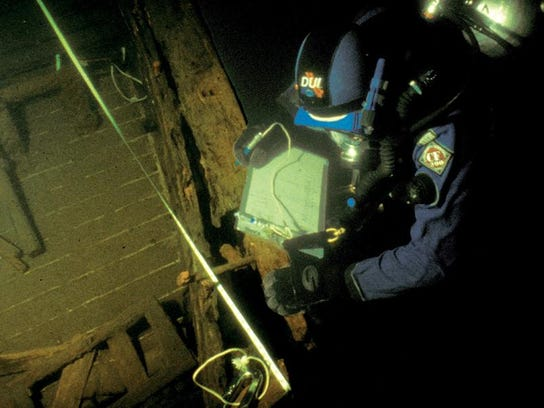 Field School - explore a shipwreck with nautical archaeologists