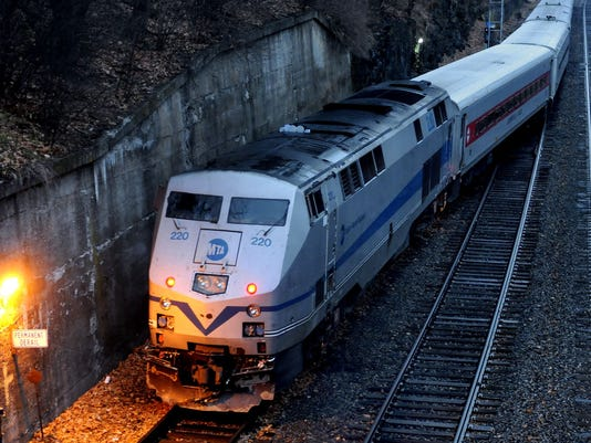 Metro-North commuter train