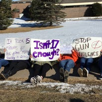 Thanks to 'brave' Marshfield High School students who protested school shootings   Letter
