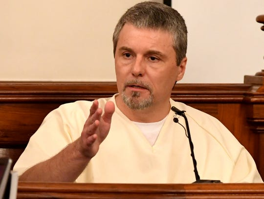 Jason Autry testified about his role in the kidnapping,
