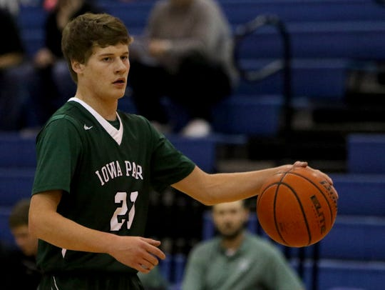Iowa Park's Kaden Ashlock will be asked to take on a bigger leadership role for the Hawks.