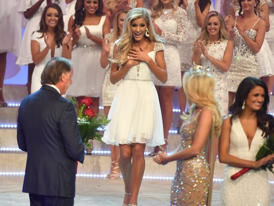 Night three of the 2018 Miss Tennessee Scholarship