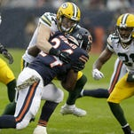 Packers' run defense bests Bears in battle in the trenches