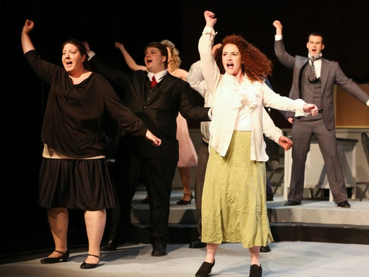 '9 to 5: The Musical' coming to Pentacle