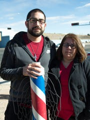 Joseph Guerrero and his mother Donna Murillo talk about