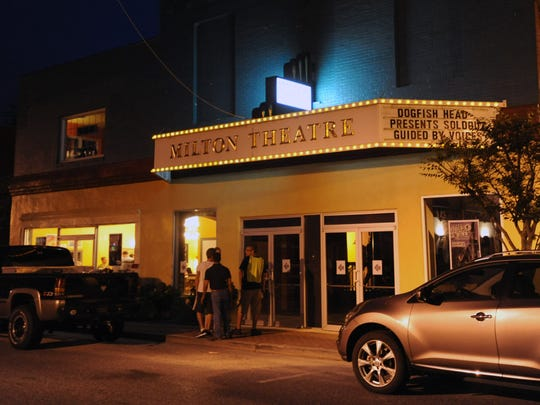 After being rescued from foreclosure, the Milton Theatre has drawn patrons and increased its programming over the past two years.