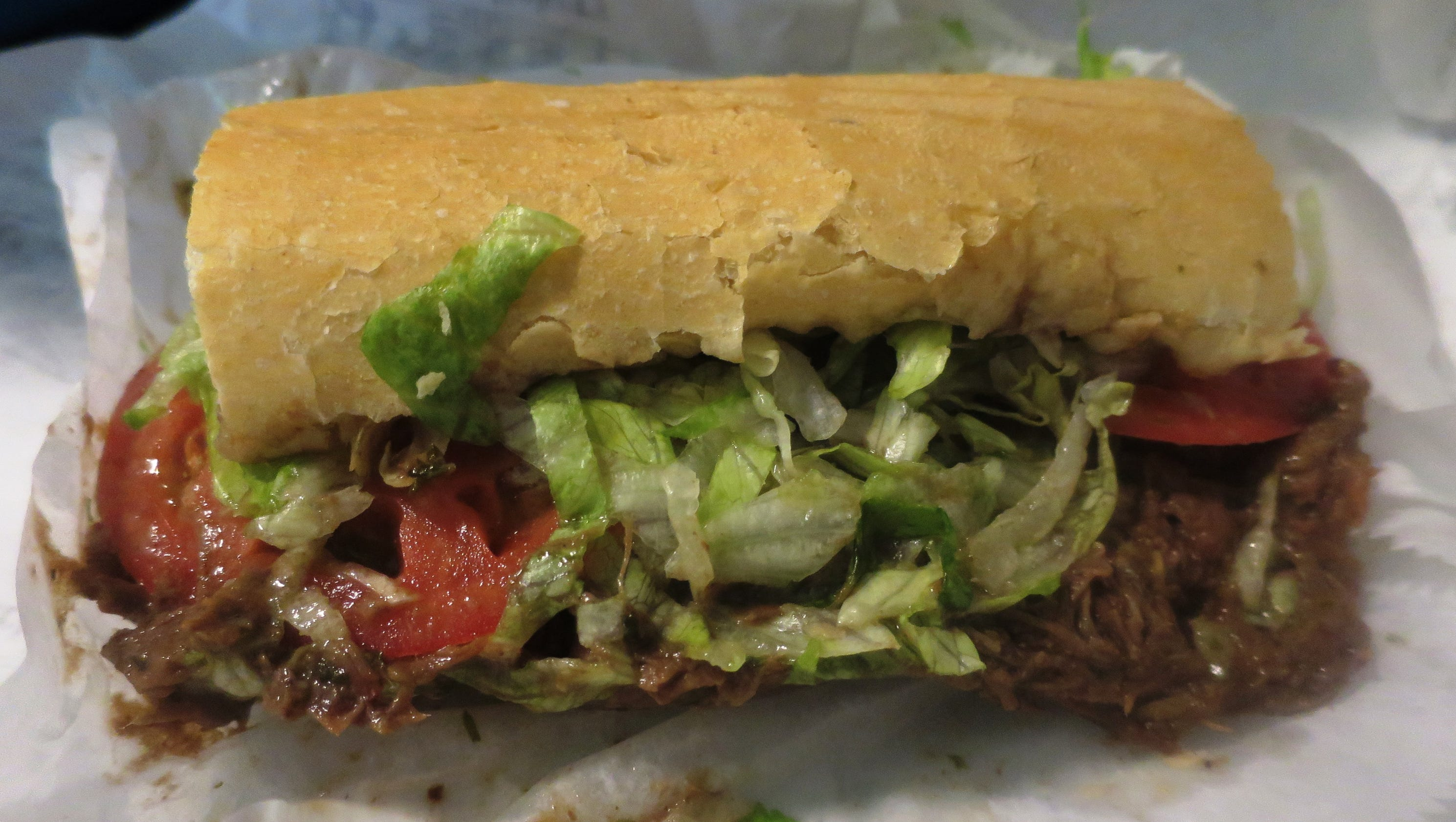 Po boys at parkway new orleans best for Parkway new orleans
