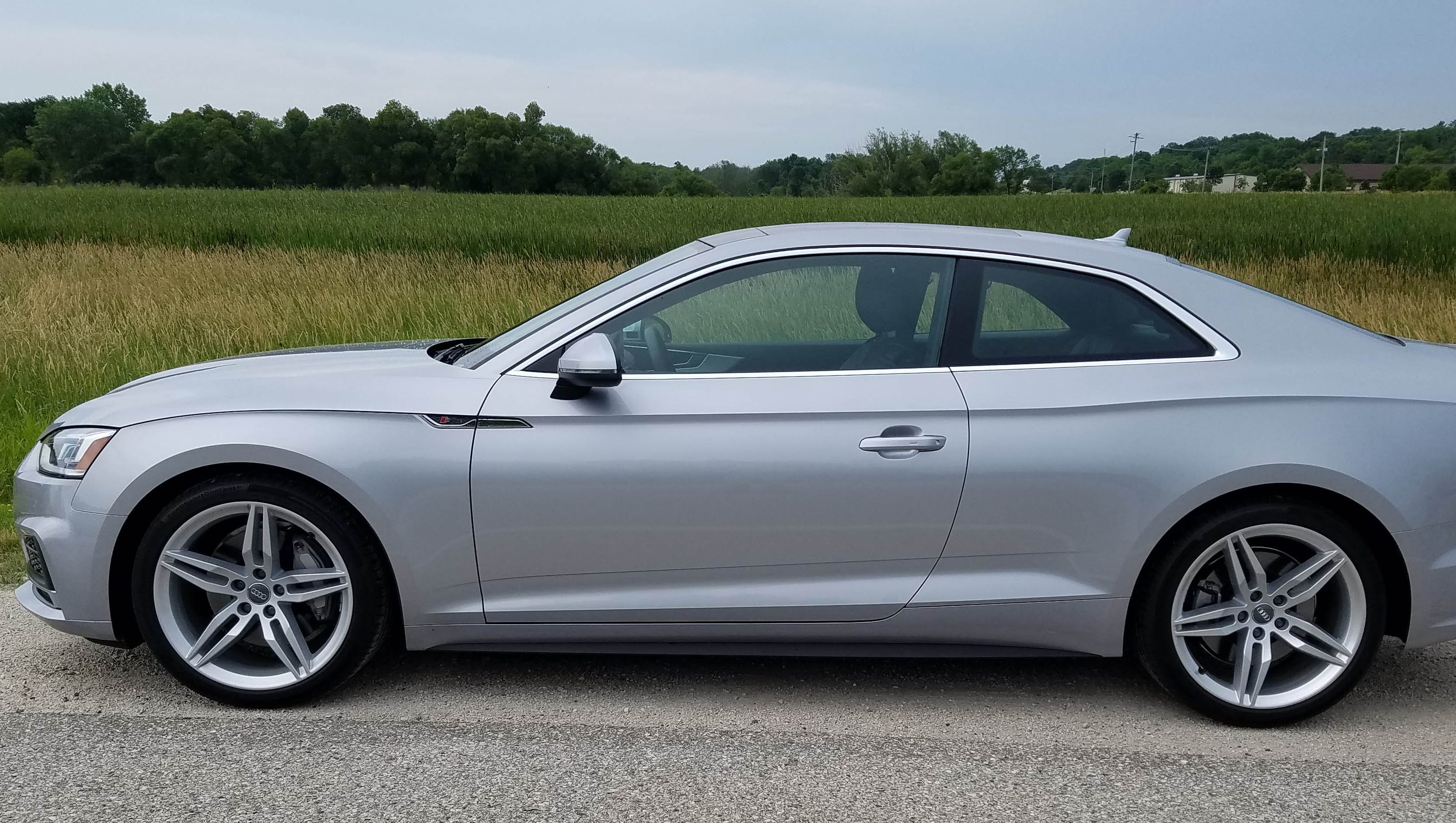 Savage on Wheels 2018 Audi A5 Coupe 2 0T Quattro