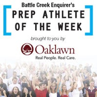 Vote for the Battle Creek Enquirer Athlete of the Week - Week of Oct. 1-6