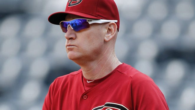 Matt Williams was the third-base coach for the Arizona Diamondbacks for three seasons before taking the job as Washington Nationals manager.