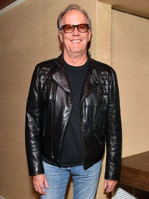 """Peter Fonda attends the """"Boundaries"""" New York screening after party on June 11."""