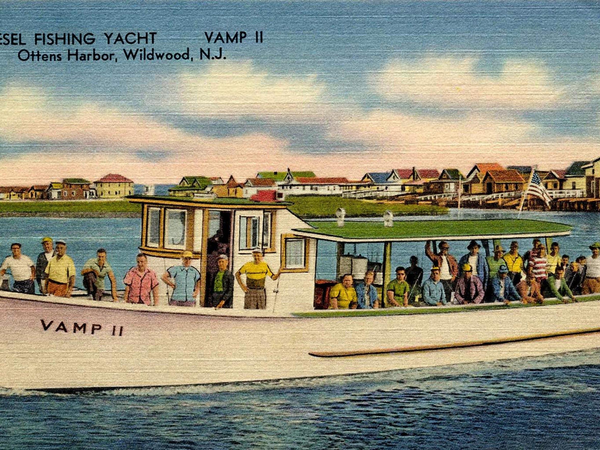1693 - VAMP II 1955 (Edited)