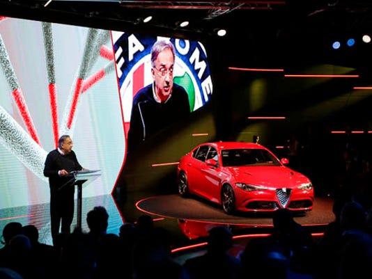 Italy Alfa Romeo
